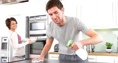 Как в семье распределить домашние обязанности