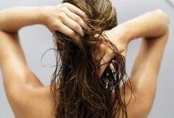 Волосы быстро становятся жирными — что делать?