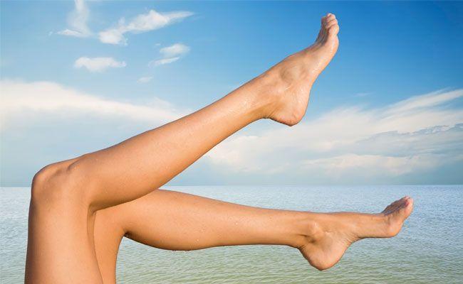 сухая кожа на ногах причины