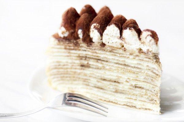 Блинный торт рецепт