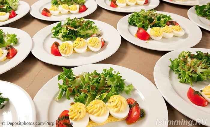 Блюда для похудения