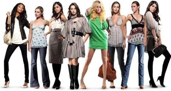 Что одеть в клуб девушке