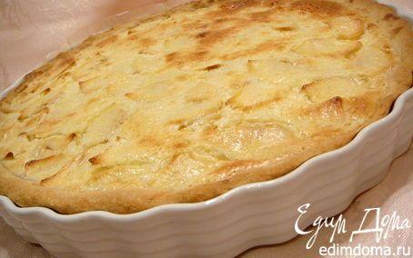 Цветаевский яблочный пирог рецепт
