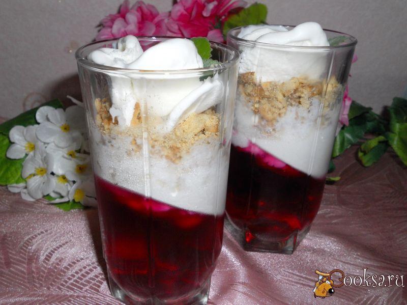 Десерты из желе