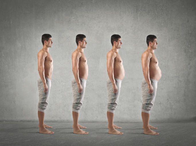 Диета для мужчины убрать живот и бока