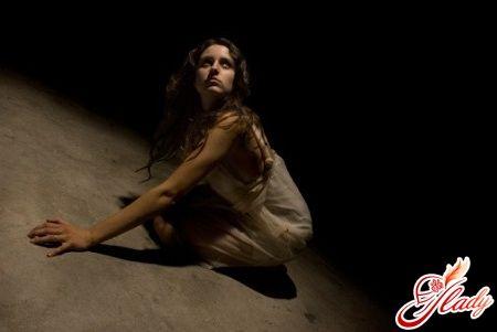Фобия боязнь темноты