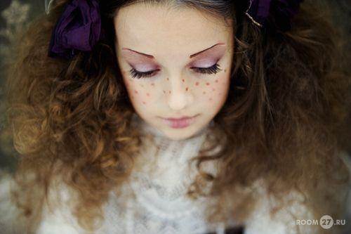 Фотосессия в стиле куклы