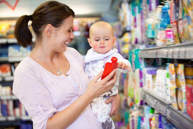 Глютен в детском питании