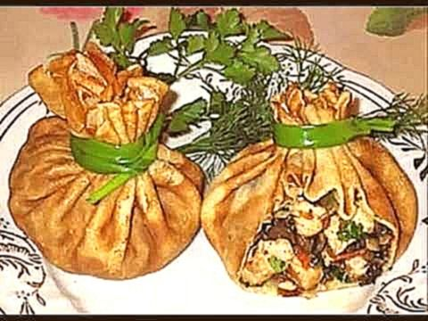 Горячие блюда на праздничный стол