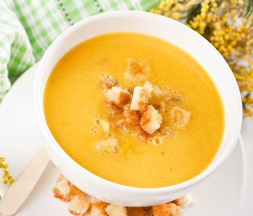 Гороховый суп пюре