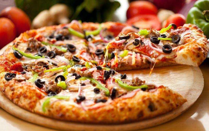 Итальянская пицца рецепт