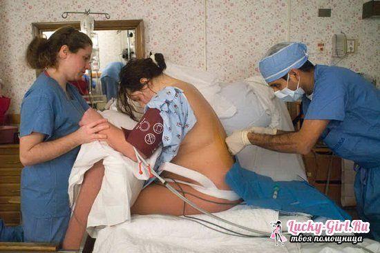 Эпидуральная анестезия при кесаревом сечении последствия