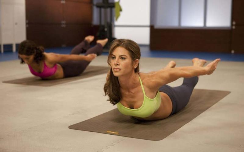 Йога для снижения веса джиллиан майклс