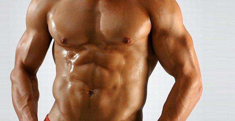 Как быстро убрать живот и бока мужчине