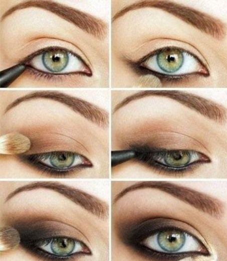 Как делать макияж