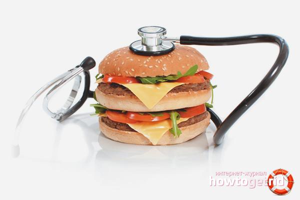 Как избавится от холестерина