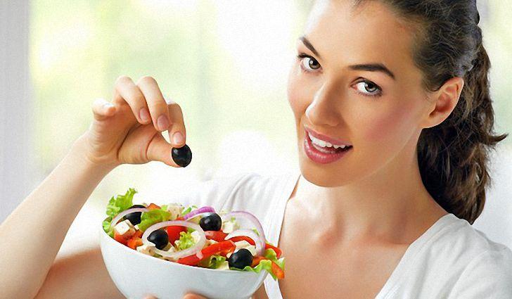Как питаться чтобы убрать живот и бока