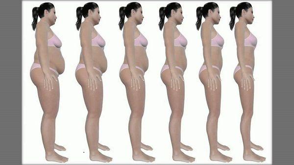 Я похудела во время беременности фото