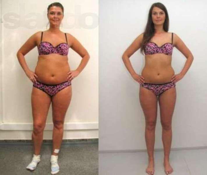 Похудеть на дробном питании
