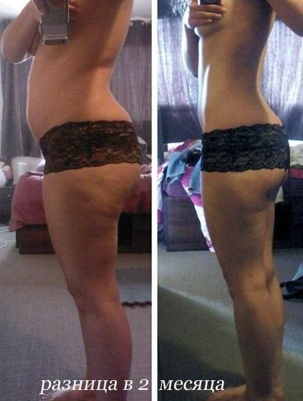 Силовые упражнения для похудения всего тела