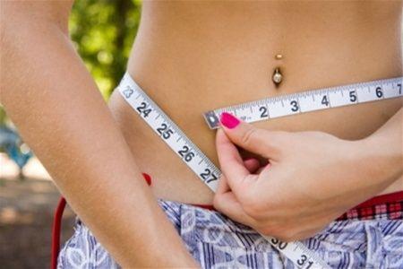 Как похудеть за 4 дня