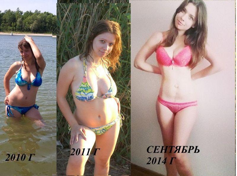 Как похудеть за месяц без диет