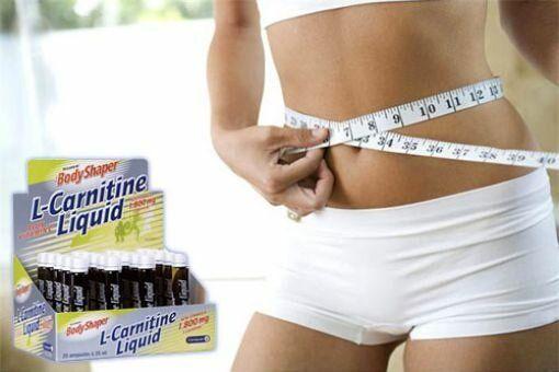Как принимать l карнитин для сжигания жира