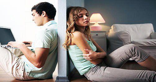 Как расстаться с парнем красиво