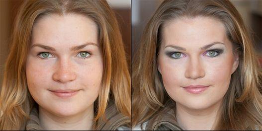Как сделать лицо худым