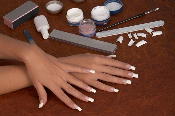 Как сделать наращивание ногтей в домашних условиях
