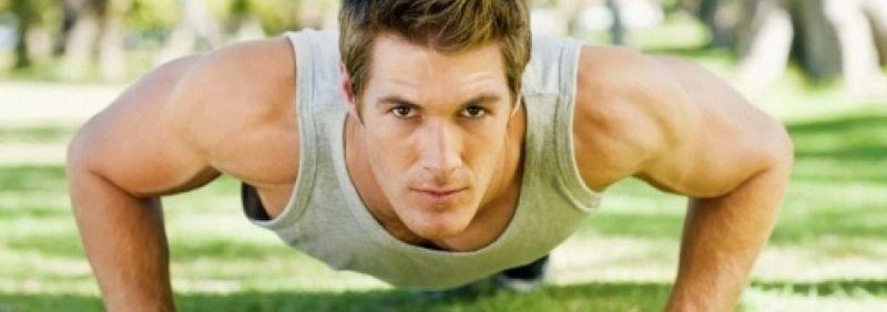Как убрать жир с живота мужчине быстро