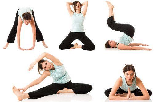 Какие упражнения надо делать чтобы похудеть