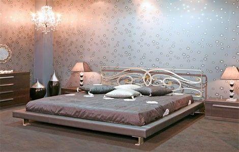 Какие выбрать обои для спальни