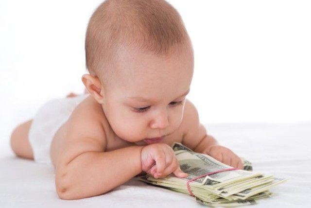 Какие выплаты положены при рождении