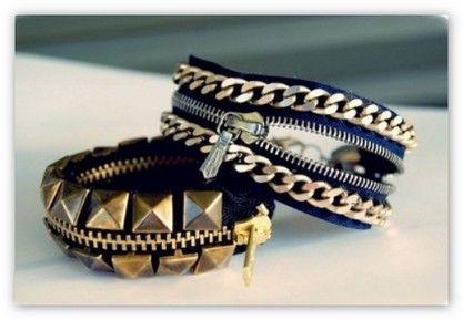 Красивые браслеты своими руками