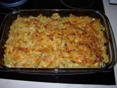 Курица по-французски с картофелем 99