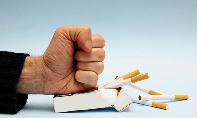 Лечение табачной зависимости