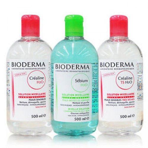 Мицеллярная вода биодерма