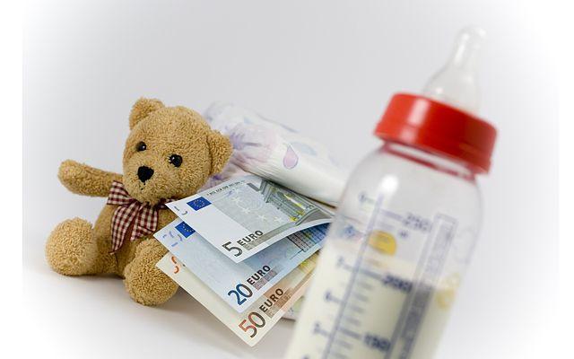 Минимальная выплата алиментов на ребенка