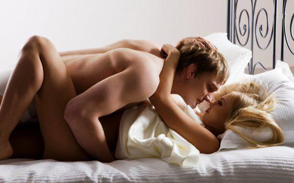 Миссионерская поза в сексе