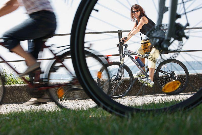 Можно ли похудеть на велосипеде