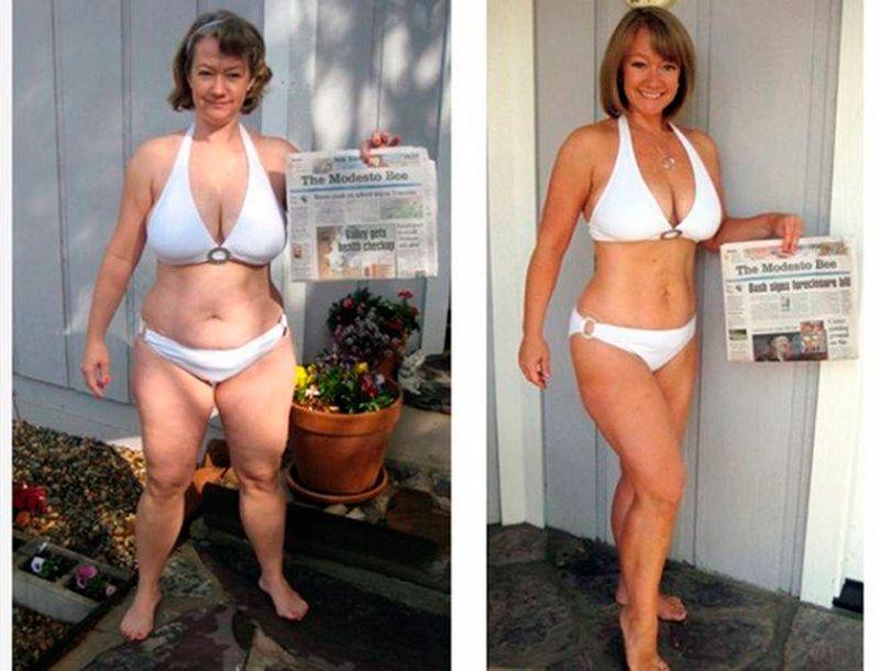 Интенсивное похудение за неделю