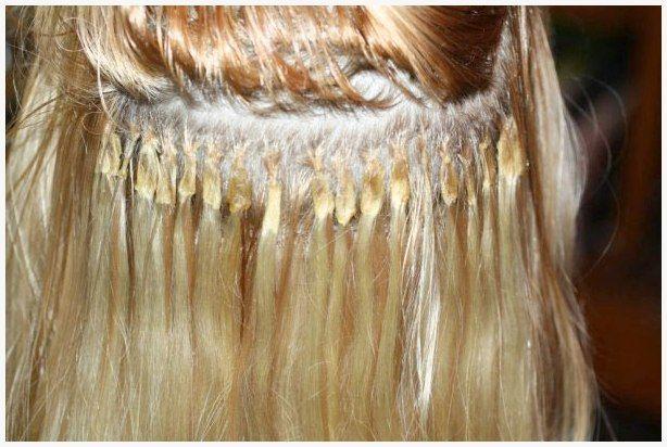 Наращивания волос плюсы и минусы