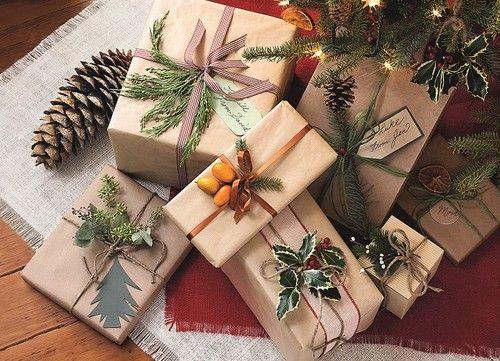 Мастер класс упаковка для новогодних подарков своими руками