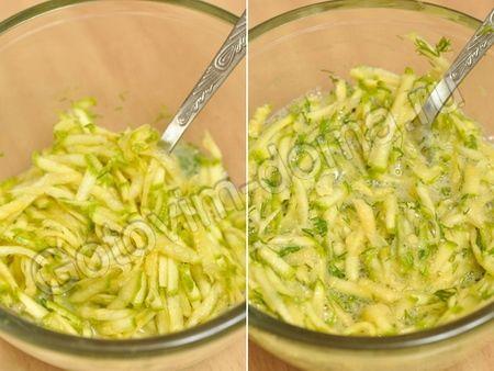 оладьи и кабачков рецепт с фото