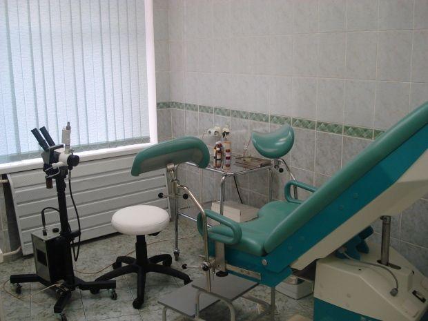 Первый раз к гинекологу