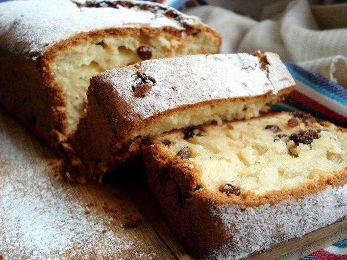 Пирог на сметане рецепт