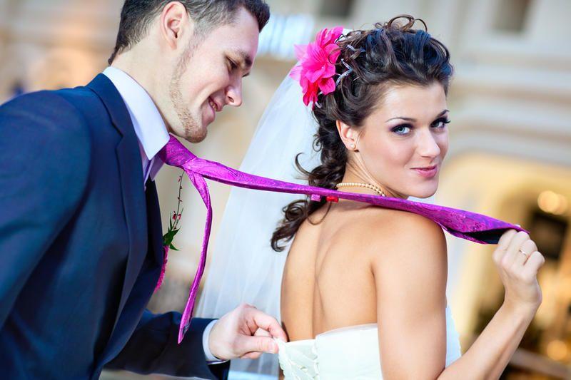 Почему мужчины женятся