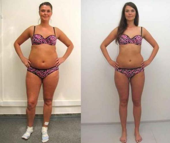 Похудеть на 5 кг за неделю