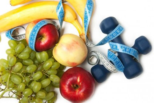 Правильное питание и упражнения